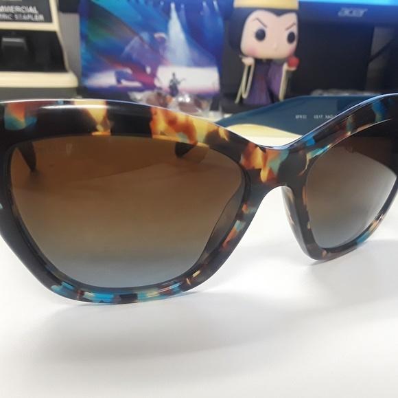 d4f0ac4e8906 Prada Accessories | Sunglasses Spotted Blue Havana | Poshmark